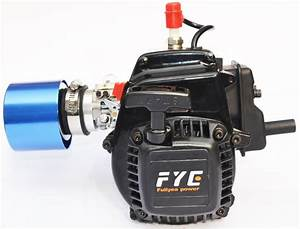 High Power Gas 2 Stroke Engine 35cc Motor For Rc Cars Or