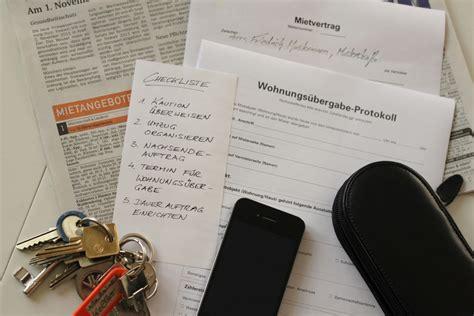 Wohnungsübergabe Was Ist Zu Beachten by Protokoll Wohnungs 252 Bergabe Was Ist Zu Beachten