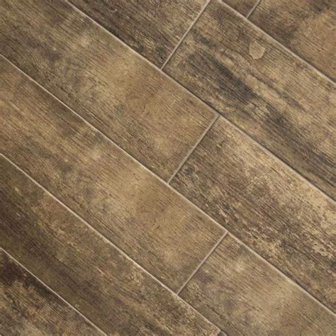 wood print tile antique wood rust is a 15x60cm wood effect floor tile made of porcelain with an ink jet print