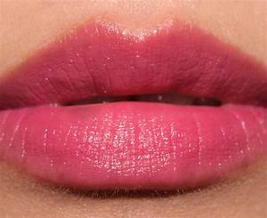 MAC Plumful Lipstick Review, Photos, Swatches