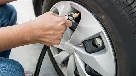 How To Check Your Tire Pressure And Tread