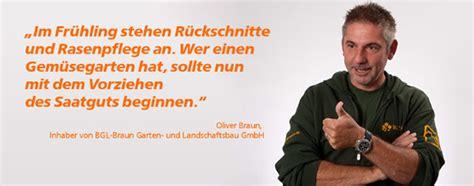 Braun Garten Und Landschaftsbau Mainz by Fr 252 Hlingszeit Mainzer Volksbank Eg
