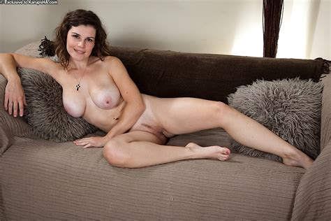 mature Brunette Amateur Skinny mature sex