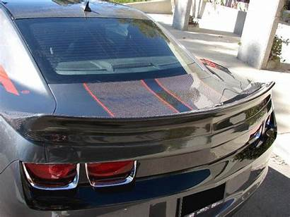 Camaro Spoiler Rear Wing Duck Chevrolet Pc