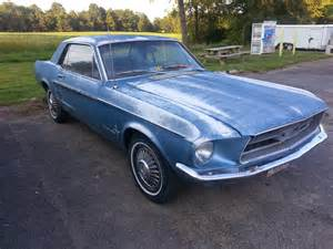 1967 Mustang Coupe - SOLD - Auto Repair and State Safety Inspections in Haymarket VA