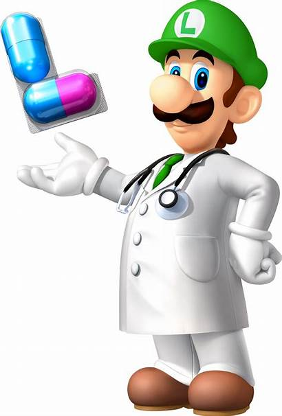 Luigi Dr Mario Smash Bros Doctor Wikia