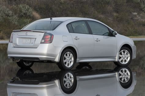 Nissan Announces New 2009 Sentra Fe+ 20 Sr