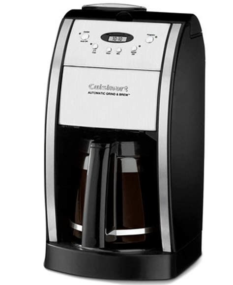 Some of them comes with built in grinder. Cuisinart Coffee Maker Dgb 650 Troubleshooting - proxymetr