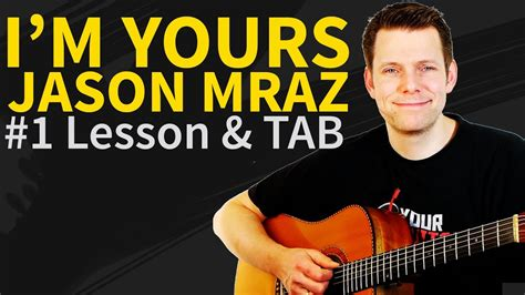 How To Play I'm Yours Guitar Lesson & Tab