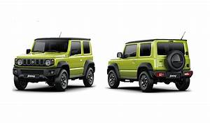 4x4 Suzuki Jimny : suzuki jimny 2018 news pictures prices specs car magazine ~ Melissatoandfro.com Idées de Décoration