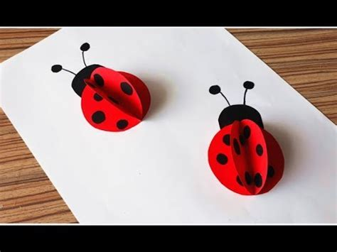 craft diy ladybug craf and crafts diy 515 | hqdefault