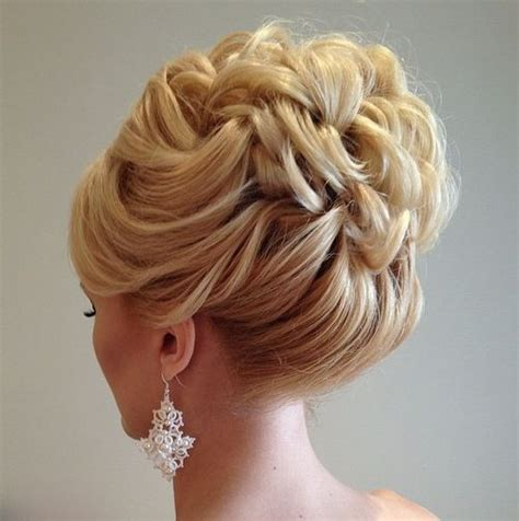 Updo Hairstyles For Wedding by 40 Chic Wedding Hair Updos For Brides