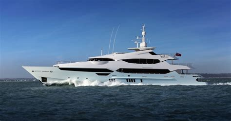 Boat Show Opening Hours by 48m Sunseeker Superyacht Ss 155 Yacht Charter