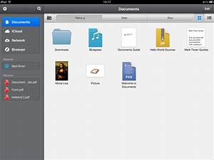 Readdles documents is a lean powerful file management for Documents management app