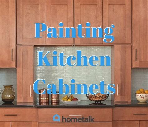 repaint kitchen cabinets diy hometalk kitchen peggie bailey s clipboard on hometalk 4719