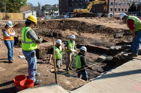 Construction Site Offers Fleeting Glimpse Of The Civil War