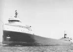 ss edmund fitzgerald in 1971 ss edmund fitzgerald was an american great lakes freighter that