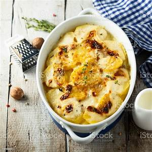 Potato Gratin Stock Photo - Download Image Now - iStock