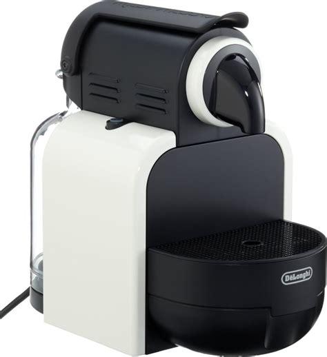 si鑒e nespresso de longhi macchina caffè nespresso automatica capsule essenza en 97 w ebay