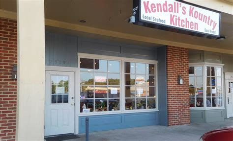 kendalls kountry kitchen serves authentic country cooking