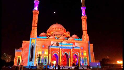 Masjid Al Noor, Sharjah, Uae