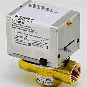 1 U0026quot Swt 2w 4cv Modulating Vlv For Schneider Electric  Erie