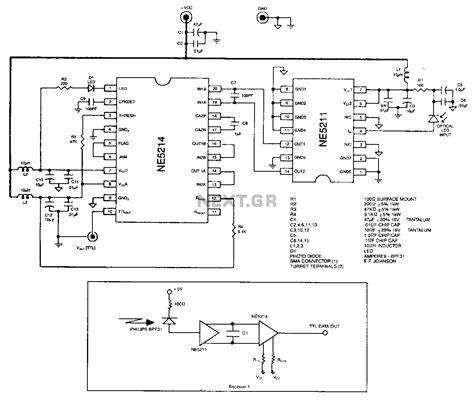 Light Sensor Circuit Laser Led Circuits Next