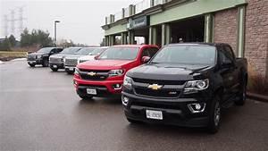 Review  2015 Chevrolet Colorado Z71 And 2015 Gmc Canyon