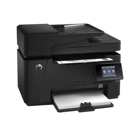 Hp laserjet pro mfp m127fw printer full feature software and driver download support windows 10/8/8.1/7/vista/xp and mac os x operating system. HP LaserJet Pro MFP M127fw Personal Laser Multifunction Printer (Black) | Computers | Buy online ...