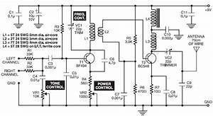 Good Quality 500m Fm Transmitter Circuit Electronic