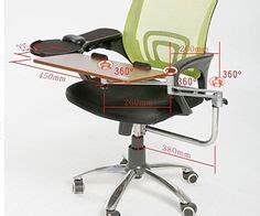 ok chair laptop desk rotating mount computer keyboard