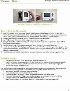 Telkonet Pst6000 Zigbee Temperature Sensor User Manual