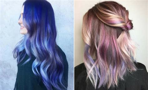 Hair Dyes Ideas by 23 Unique Hair Color Ideas For 2018 Stayglam