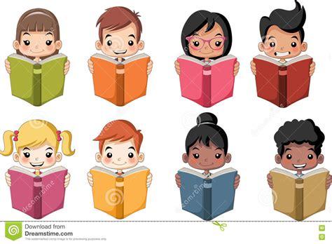 livros de leitura bonitos das criancas dos desenhos