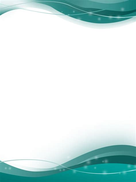firefly green wavy background panels powerpoint