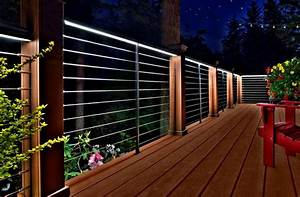 Led In Decke : feeney led deck lighting a concord carpenter ~ Markanthonyermac.com Haus und Dekorationen