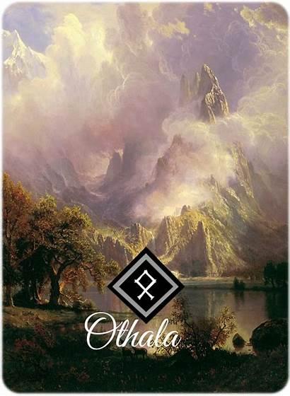 Othala Rune Odal Meaning Opal Meanings
