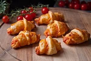 Mini Croissant Apéritif : aux fourneaux des mini croissants saveur pizza pour l ~ Melissatoandfro.com Idées de Décoration