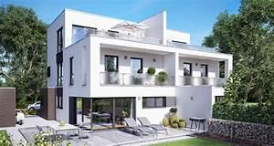 Doppelhaus Fertighaus Schlüsselfertig : doppelhaus gemello fd 280 b denbender hausbau doppelh user pinterest ~ Frokenaadalensverden.com Haus und Dekorationen