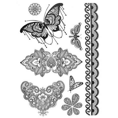 tatouage dentelle tatouage mariage tatouage ephemere