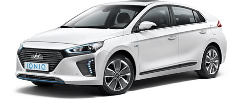 Discover The Hyundai Ioniq  Specs & Colours  Hyundai Uk