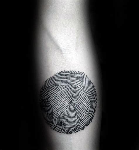 top   fingerprint tattoos  men masculine designs