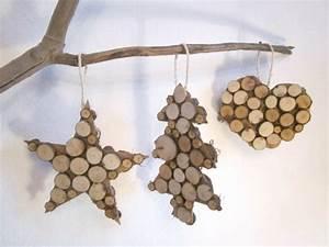 Décoration De Noel En Bois À Fabriquer : d coration no l fabriquer en bois pour une f te naturelle ~ Melissatoandfro.com Idées de Décoration