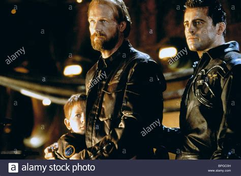 Jack Johnson William Hurt Matt Leblanc Lost In Space (1998