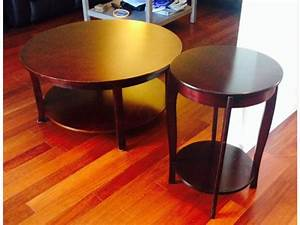 round coffee table matching side table victoria city With round coffee table with matching end tables