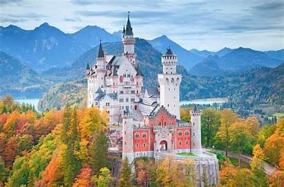 Castle Neuschwanstein Wallpapers Desktop Beautifull Backgrounds Computer