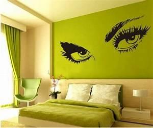 Schlafzimmer In Grün Gestalten : 40 individuelle designentscheidungen schlafzimmerwand gestalten ~ Sanjose-hotels-ca.com Haus und Dekorationen