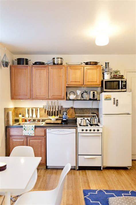 apartment kitchen storage ideas the 10 commandments of keeping a small space organized Small