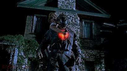 Jason Voorhees Friday 13th Kill Gifs Movies