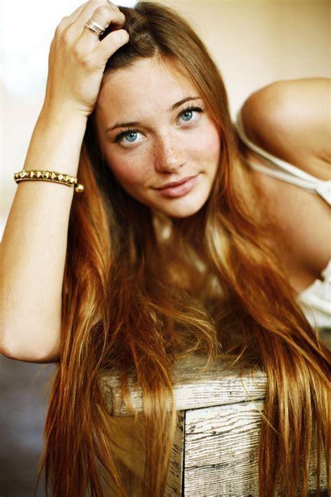 Lindsay Hansen linda pelirroja   Taringa!
